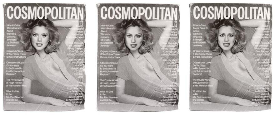 3_Cindy Sherman_Cosmopolitan