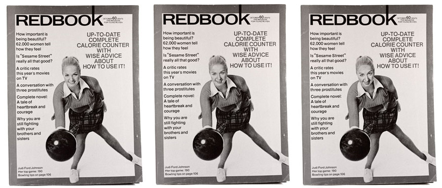 3_Cindy Sherman_Redbook